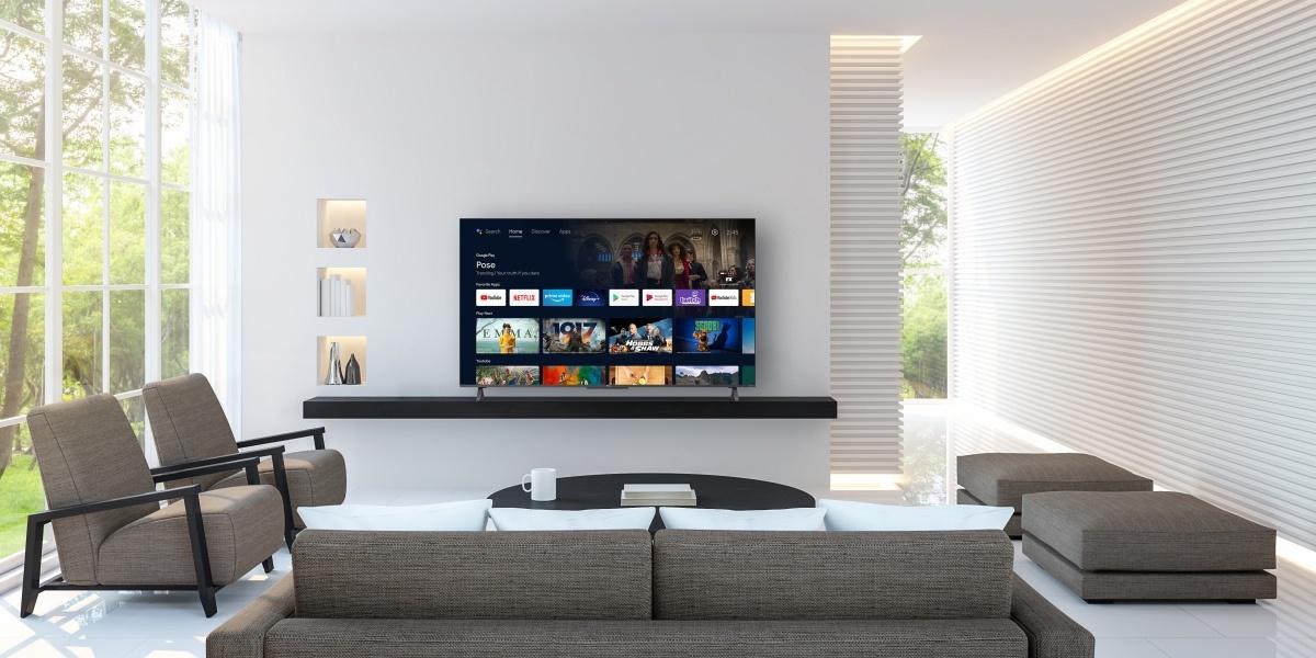 Telewizory TCL oferują szeroką paletę barw