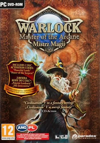 Warlock: Master of the Arcane - Mistrz Magii