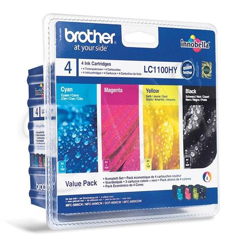 Brother LC1100VALBP