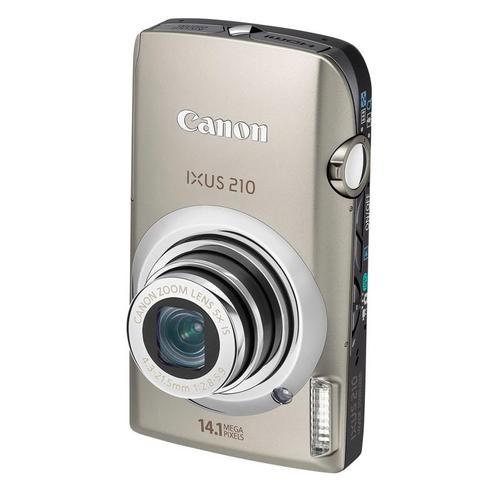 CANON Digital IXUS 210 (SREBRNY)