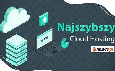 Jak działa najszybszy hosting w Polsce? Sprawdzamy Cloud Hosting w nazwa.pl!