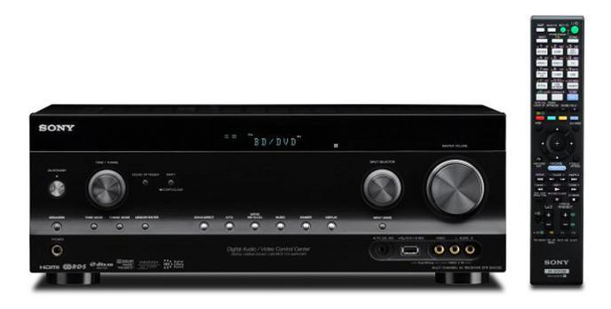 Amplituner Sony STR-DN1030 - prawdziwy dźwięk kinowy i funkcje łączności bezprzewodowej