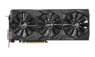 Asus Radeon ROG-STRIX RX 590 8G GAMING GDDR5 256BIT