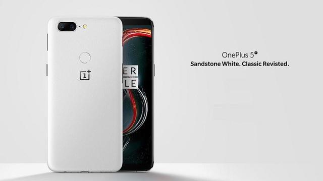 OnePlus 5T Sandstone White Momentalnie Wyprzedany
