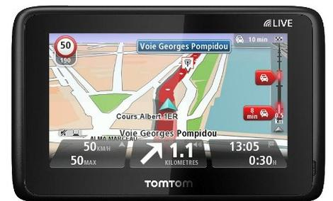 TomTom Go Live 1005 [UNBOXING]