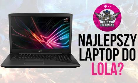 "Tani laptop 17,3"" do E-Sportu - Asus ROG Strix GL703VD na finałach TMLA!"