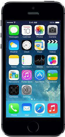 Apple IPHONE 5S Szary (RND-P51116)