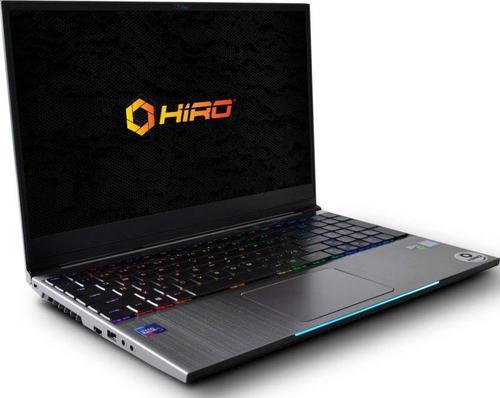 "HIRO 760 15,6"" Intel® Core™ i7-8750H - 32GB RAM - 1TB+512GB -"