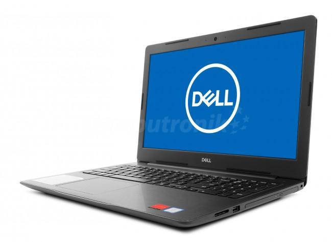 DELL Inspiron 15 5570-6592 - czarny - 120GB SSD | 16GB