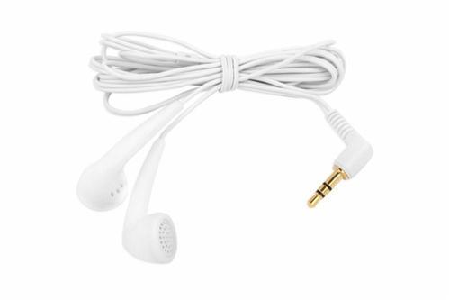 Modecom Słuchawki douszne MC-105 WHITE