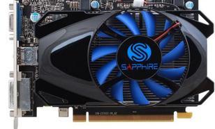 Sapphire Radeon R7 250 1GB GDDR5 (128 bit) HDMI, DVI, D-Sub, BULK (11215-19-10G)