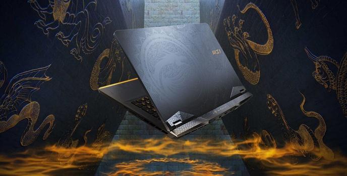 MSI prezentuje nowe modele laptopów z układami GeForce RTX 30