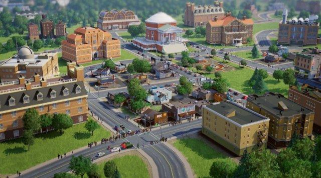 Zapowiedź nowej wersji gry Sim City