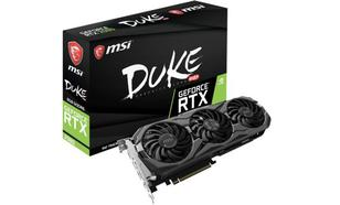 MSI GeForce RTX 2080 DUKE 8GB GDDR6