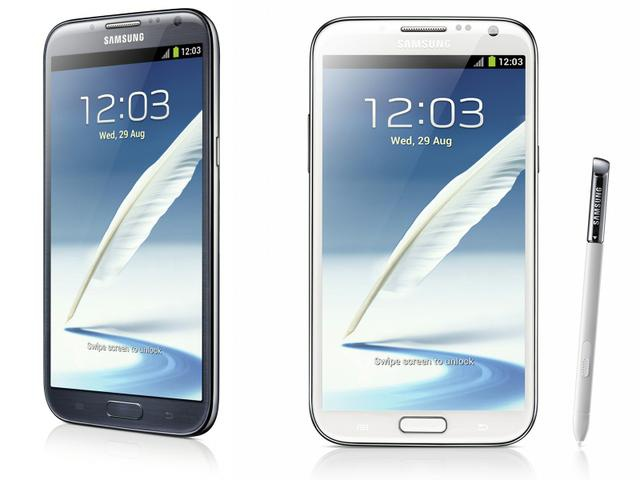 Samsung GALAXY Note II 3