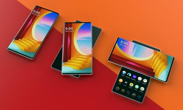LG zaskakuje telefonem z podwójnym rozsuwanym ekranem