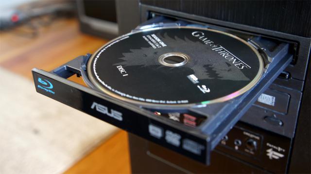 Płyty Blu-ray