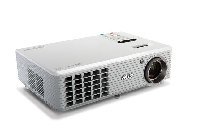 Projektor wideo Acer H5360BD zapewnia fascynujące wrażenia wizualne