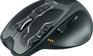 Logitech Wireless Gaming Mouse G700S (910-003423)