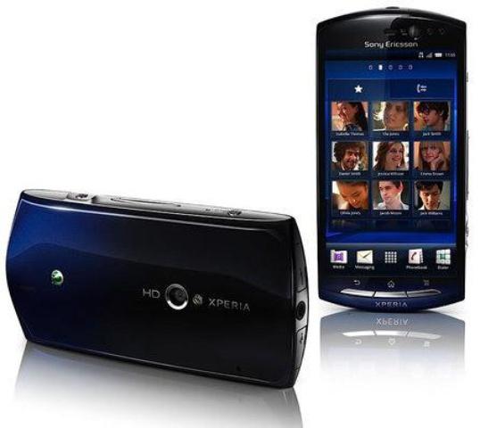 Sony Ericsson Xperia™ neo