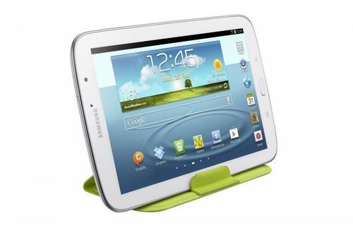 Samsung Etui w formie notebooka do Galaxy Note 8.0 (N5100, N5110, N5120) zielone