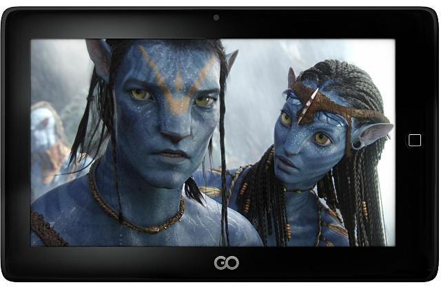 GOCLEVER TAB I101 - niedrogi tablet