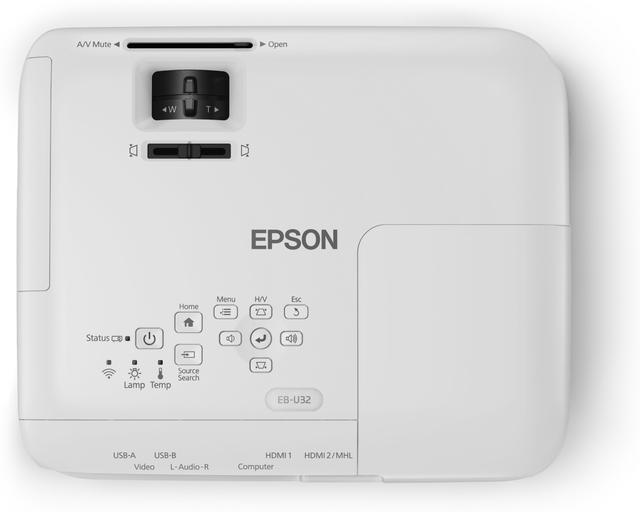 Góra projektora Epson EB-U32