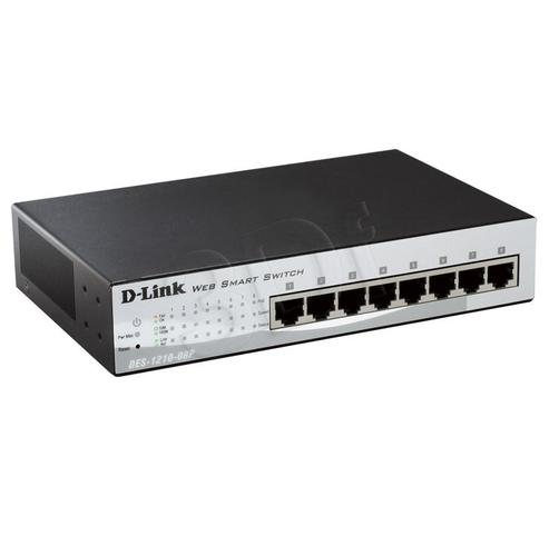 D-LINK DES-1210-08P