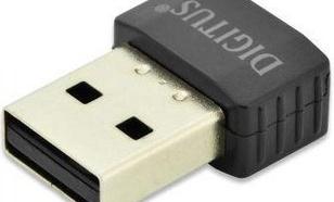 ASSMANN Mini karta sieciowa WiFi AC433 USB2.0
