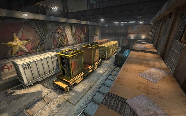 CS:GO - jedna z map