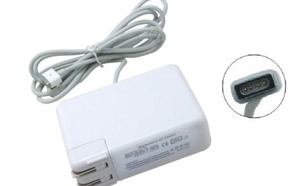 Qoltec Zasilacz do Apple 60W | 16.5V | 3.65A | T-Shape