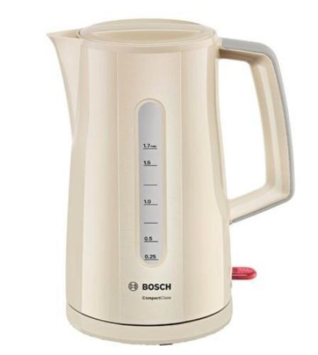 Bosch Czajnik 1,7l kremowy TWK 3A017