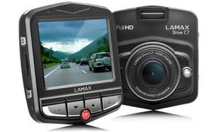 LAMAX C7 - Nocny Test Kamery Samochodowej