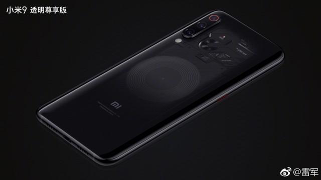 Xiaomi Mi 9 różne warianty kolorystyczne