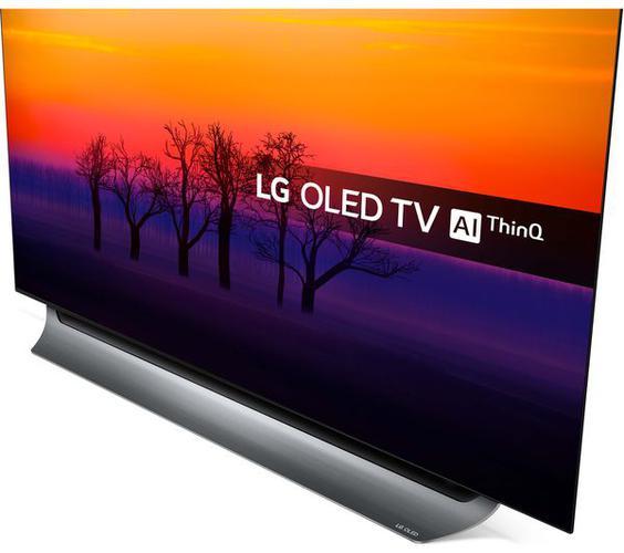 Inteligentny telewizor od LG