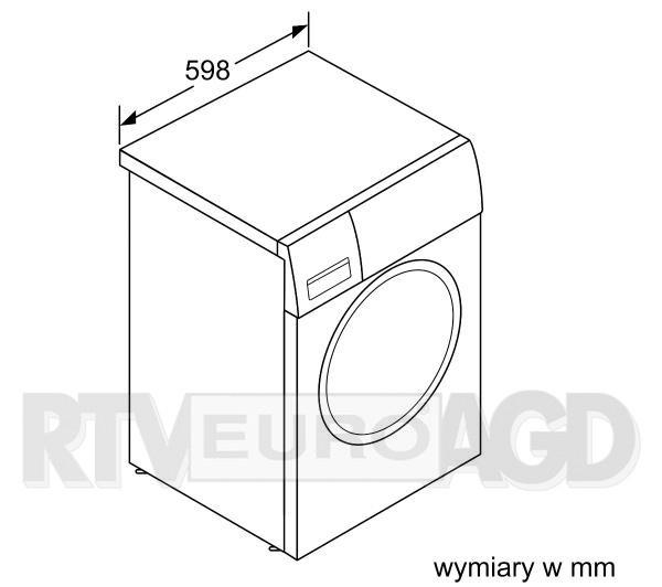 Siemens WM14N29XPL iQ300 iSensoric