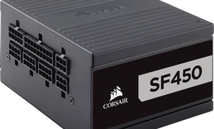 Corsair SF Series SF450 450W 80 PLUS Platinum, SFX, Modularny
