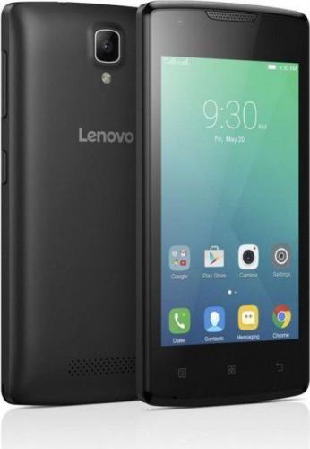 Lenovo A Czarny DualSIM (PA490108PL)