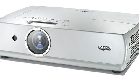 SANYO PLC-XC56 – automatycznie zmieniający filtry projektor