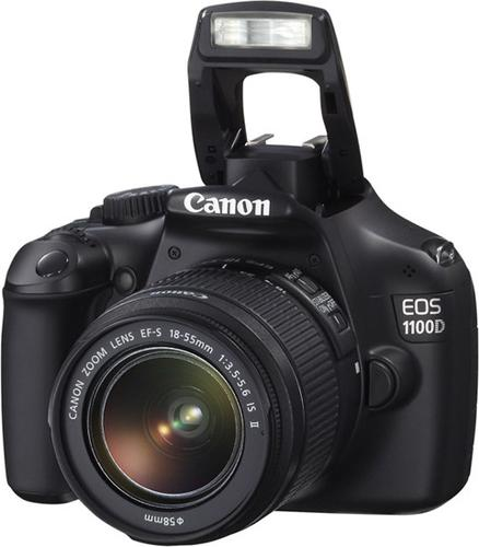 CANON EOS 1100D EF18-55DC EF75-300DC