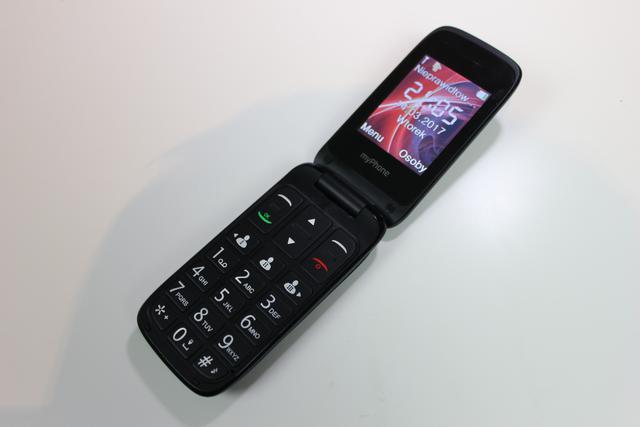 myPhone Flip 2 klawisze