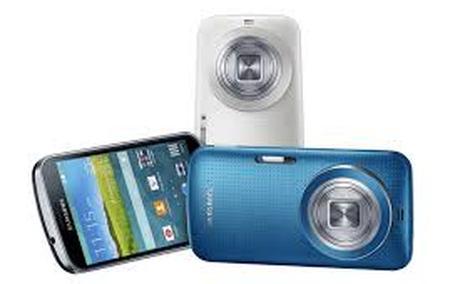 Samsung GALAXY K Zoom - połączenie telefonu z cyfrówką