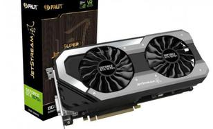 Palit GeForce GTX 1070 Ti Super JetStream 8GB GDDR5 (256 bit) DVI-D, HDMI, 3xDP, BOX (NE5107TP15P2-1041J)