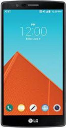 LG G4 Czarna skóra (H815)