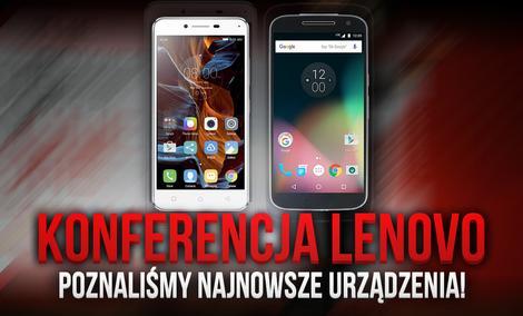 Konferencja LENOVO - Poznaliśmy Najnowsze Urządzenia!