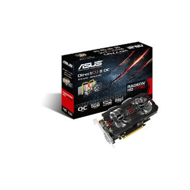 Radeon HD 7790 podkręcanie (Asus DirectCU II OC)
