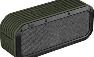 Divoom bluetooth outdoor zielony