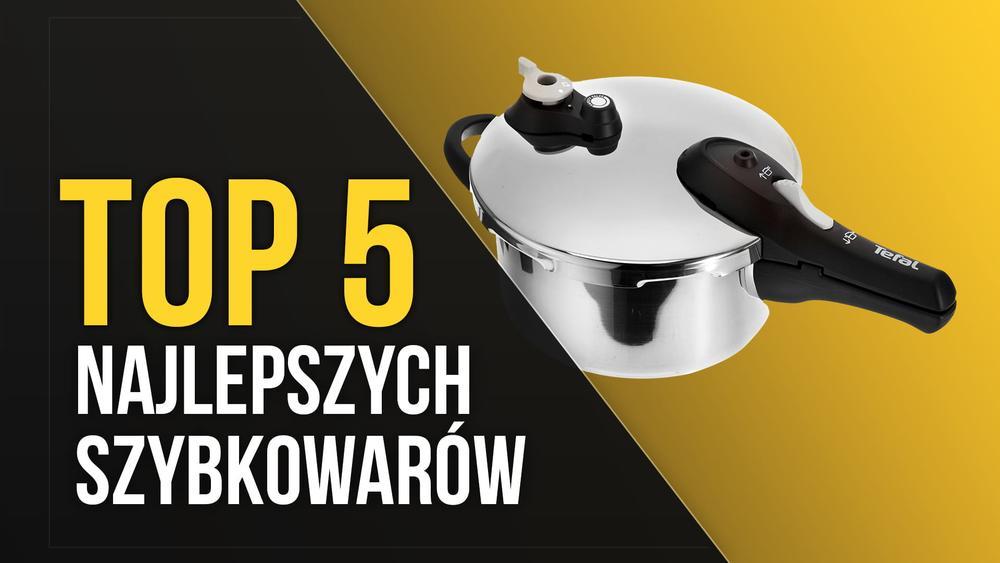 TOP 5 Najlepszych Szybkowarów – Czyli w Czym Ugotować Szybko i Smacznie?