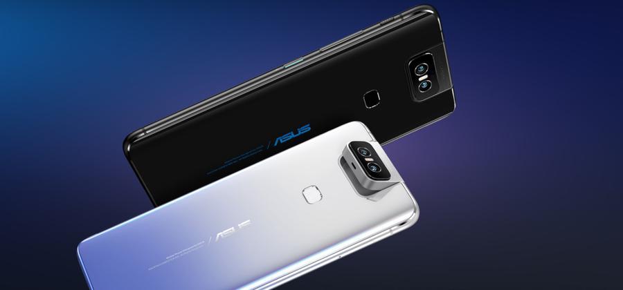 Asus Zenfone 6 zaskakuje wykonaniem, choć nie zawsze w dobry sposób