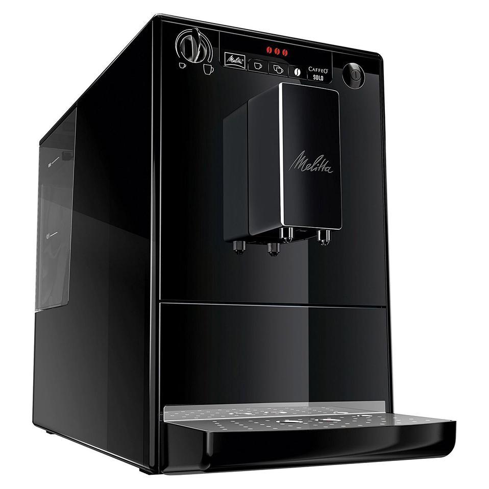 automatyczny Melitta Solo E 950-222 ( 1400W ; czarny )